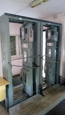 Kontaminierungsscanner