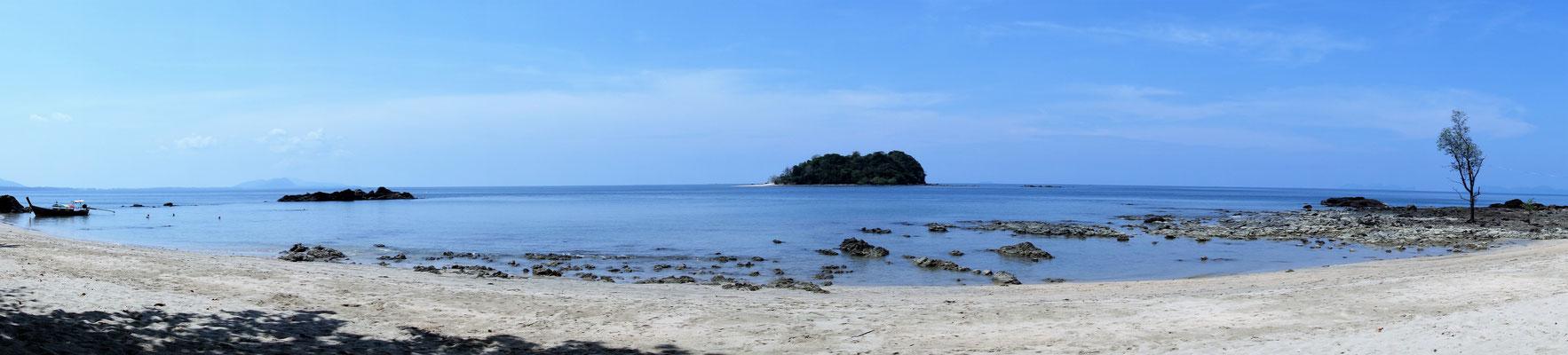 Alleine mit dem Meer