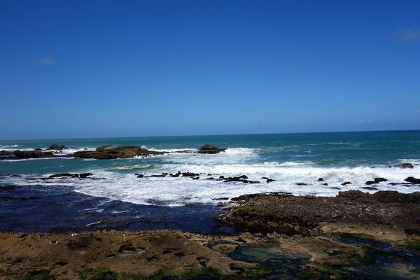 Das Meer in Essaouira
