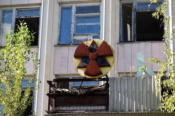 Krankenhaus von Pripyat