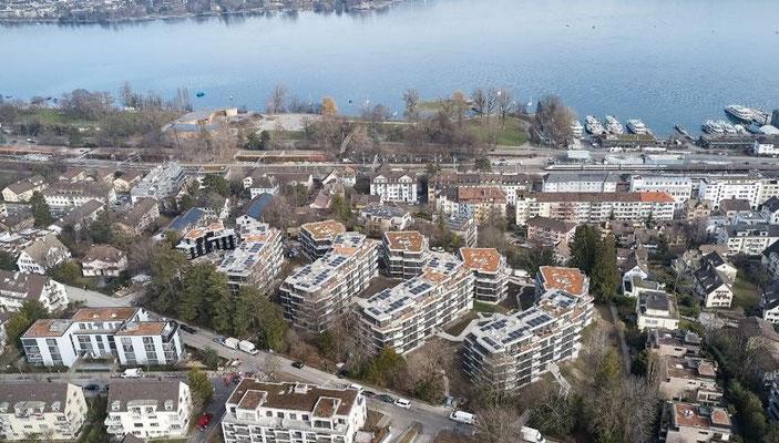 Zürich, Bellariarain