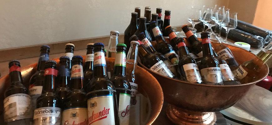 Bierverkostung Live - Biersommelier.Berlin - Karsten Morschett