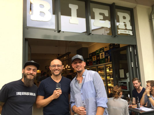 Biertasting Live - Bierladen Berlin -Biersommelier.Berlin - Karsten Morschett