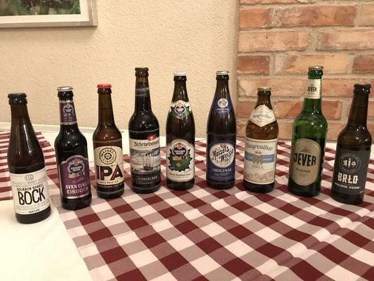 Biertasting Live - Zum Birkenhof Burow - Biersommelier.Berlin - Karsten Morschett