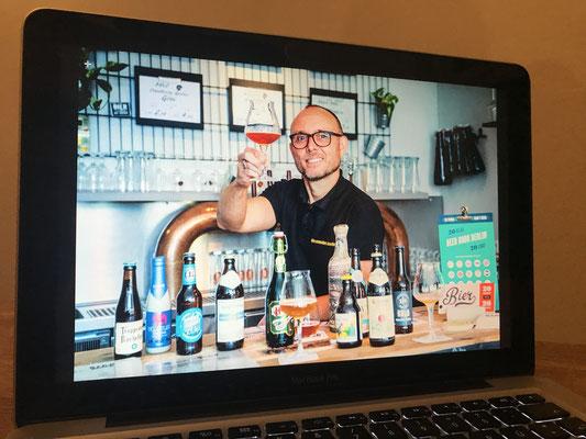 Biervasting Digital - Biersommelier.Berlin - Karsten Morschett