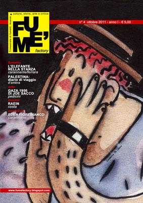 Fumé n. 4, ottobre 2011