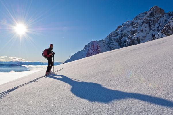 Skitour auf den Wilden Kaiser