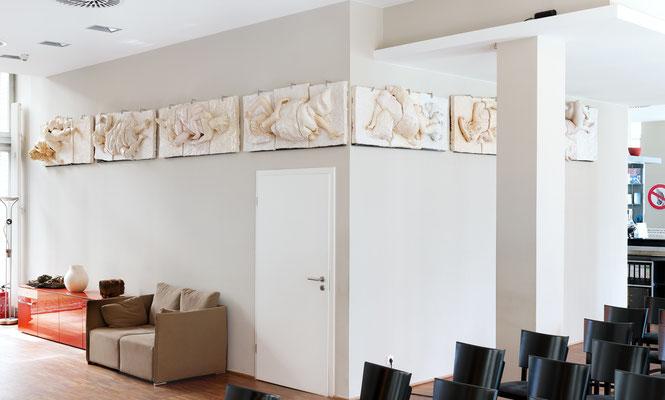 Schläferfries, Ausstellung in der Denkerei, Berlin