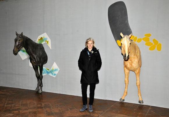 Ausstellung Bologna, in situ