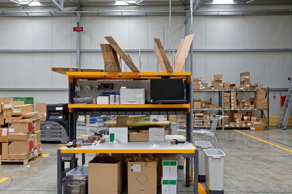 Nanoprotect GmbH - Ihr Fulfillment Center in Düsseldorf