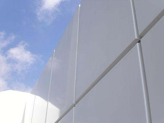 Nanoprotect Aluprotect 2K - Schützt Fassaden vor Verschmutzung und Graffiti Attacken