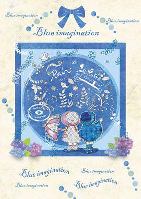ブルーイマジネーション 子供たちの想像はつきることはないです。   何かを見つめ、何かを探し、何かを発見します。  ワクワク、ドキドキ・・・・・大人になると何で忘れしまうのでしょうか。。。  現実ばかり見てしまうからかもしれないですね。  たまには空想、イマジネーションしてみましょう(*^-^*)