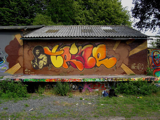 TRINE, Frankfurt/M 2011