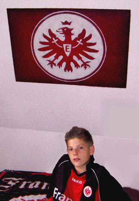 jouth bedroom [Eintracht Frankfurt], Frankfurt am Main 2007