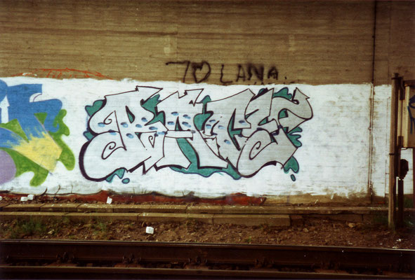 RACY, Bremen 1994