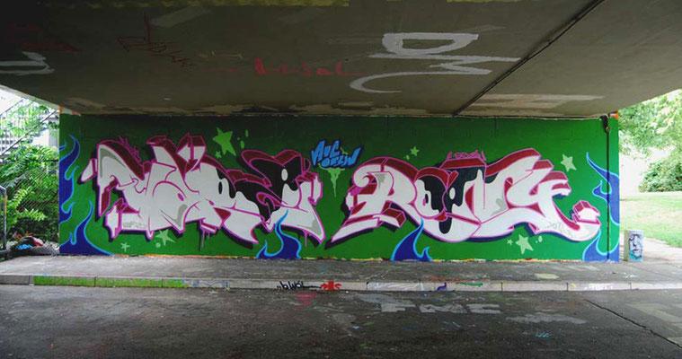 WARZ, RONY, Mainz 2009