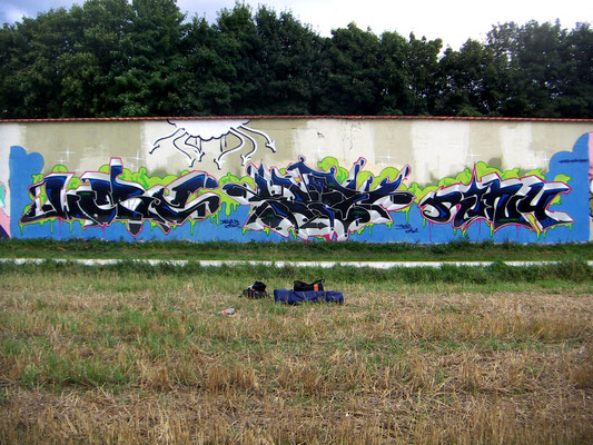 WARZ, KYOT, RONY, atc Frankfurt 2008