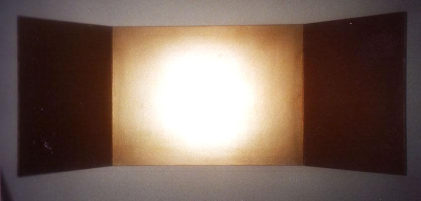 Maße geöffnet: 100 x 300 cm
