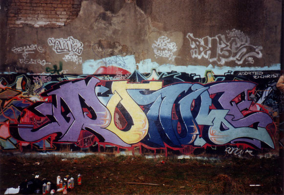 RONY, atc Bremen 1998
