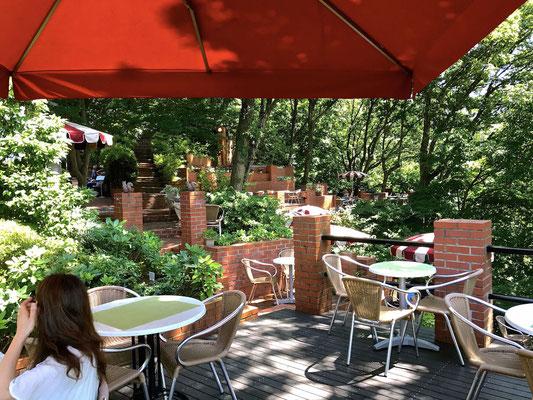 カフェテラス樹ガーデン