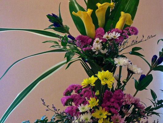 黄色い花は何でしょうか