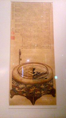 須弥山儀図(仏教の世界観をあらわしたもの)