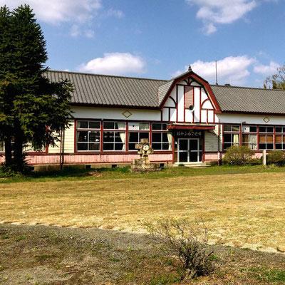 元は昭和9年に建造された小学校