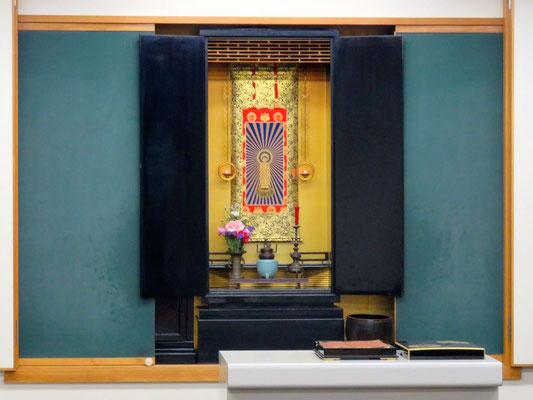 東京仏教学院本科室