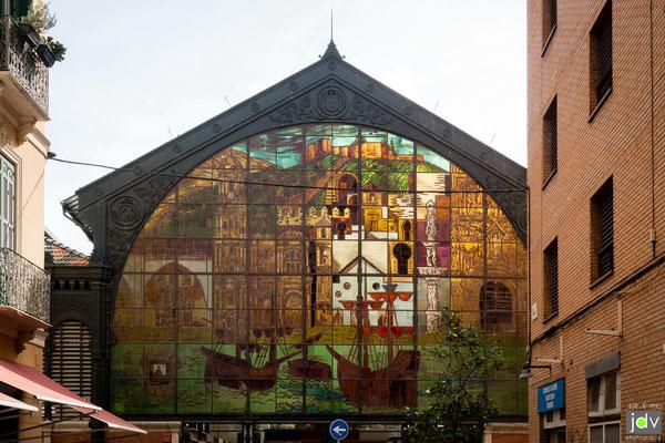Markthalle in Malaga