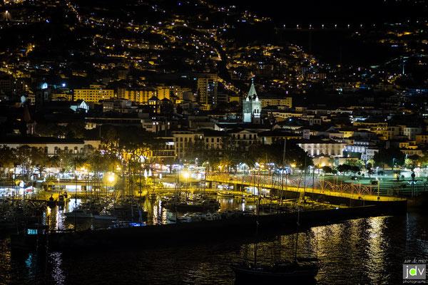 Nacht über Madeira