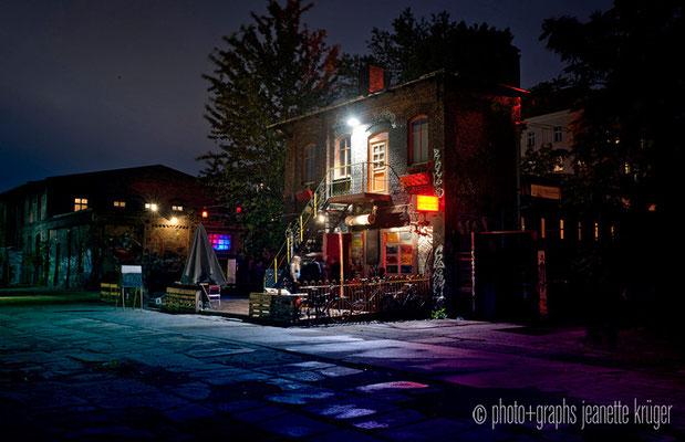 Warschauer Straße Nacht 3