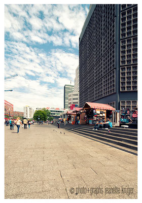 Berlin Sommer (Gedächtniskirche)