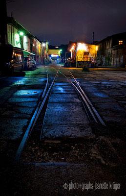 Warschauer Straße Nacht 1