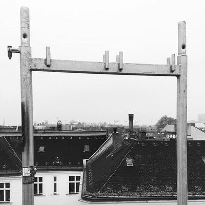 Photographie / Photography by Gert Neuhaus Kunst -Scaffolding