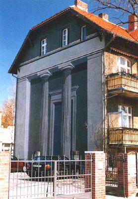 HOMMAGE à   SCHINKEL,  Anhaltiner Straße 2a Berlin, 1995, Photo: Christianne Neuhaus
