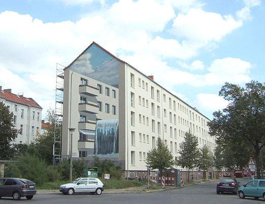 DIE PANKE  Zillertal Strasse Berlin-Pankow, 2007,  Photo: Cornelia Beitl