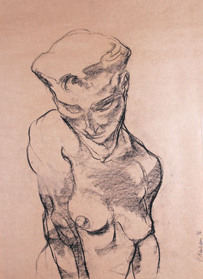 Zeichnung von Gert Neuhaus