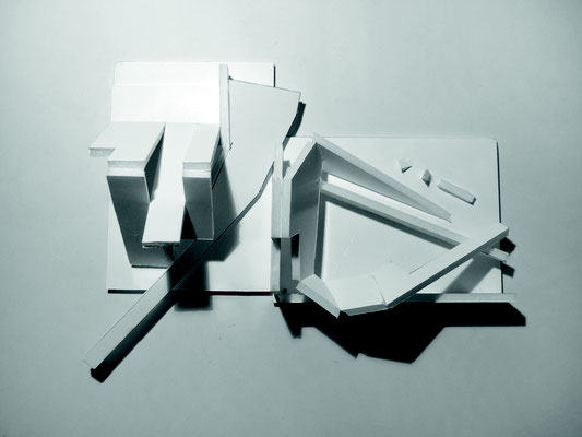 Modell von Gert Neuhaus