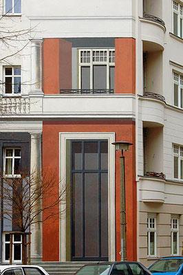 CHORINER STRASSE  Choriner Strasse Berlin-Prenzlauer Berg, 2005, Auftraggeber: SAB,  Photo: Daniel Neuhaus