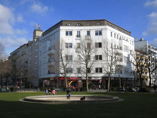 PRAGER PLATZ Berlin-Schöneberg,