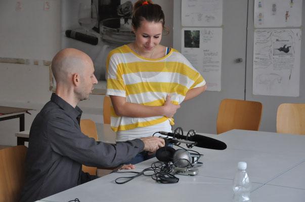Filmprojekt mit Stefan Ludwig 2012/13