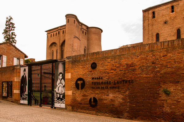 Musée Toulouse Lautrec ©Pascale Walter CDT Tarn