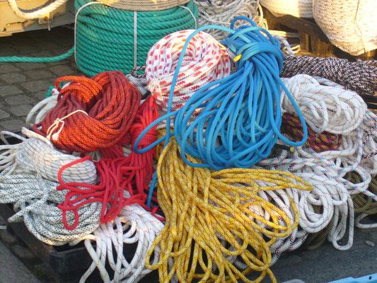 apprendre à faire des noeuds marins