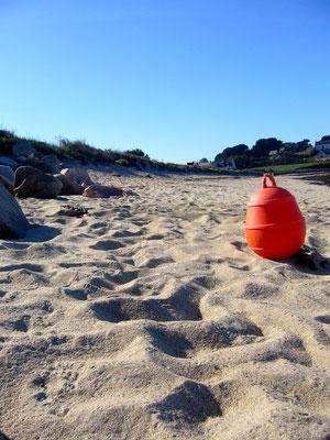 LA plage de Pors Rand, l'Armor Pleubian