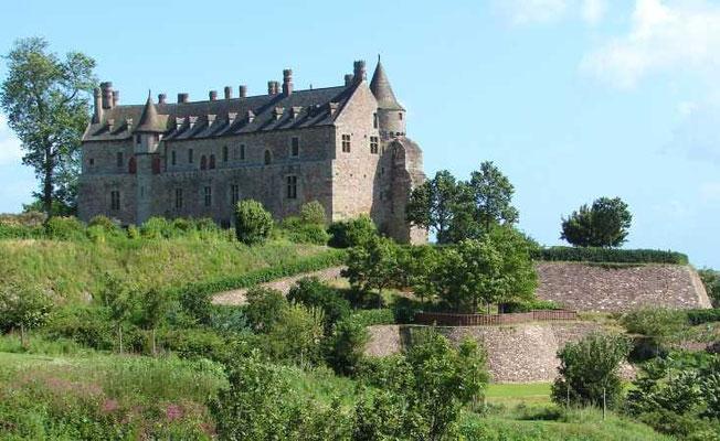 Visiter le Chateau de la Roche-Jagu
