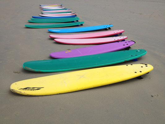 Faire du surf à Perros-Guirec