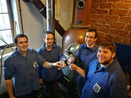 Pfalztropfen - Team