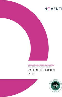Lektorat Geschäfts- und Nachhaltigkeitsbericht NOVENTI 2018