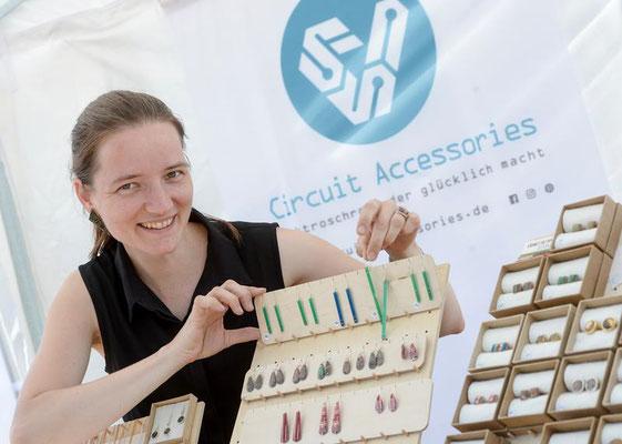Circuit Accessories bei den Designwerken Hannover mit Roswitha Petersen