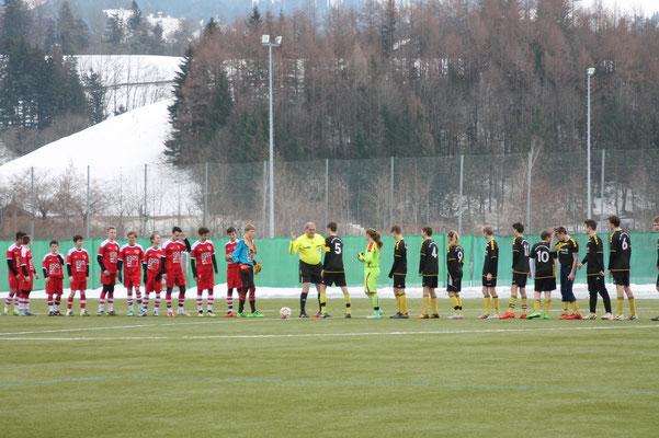 SGM Haslach/Amtzell gegen FC Sonthofen